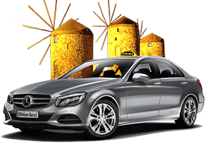 Chios Taxi Booking